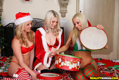 Hot xmas party get together maybe?