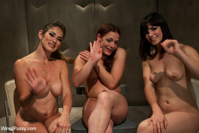 Naked lesbian bdsm girls bondage
